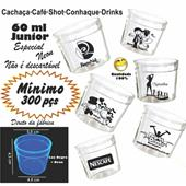 Copo Junior 60 ml Cachaça